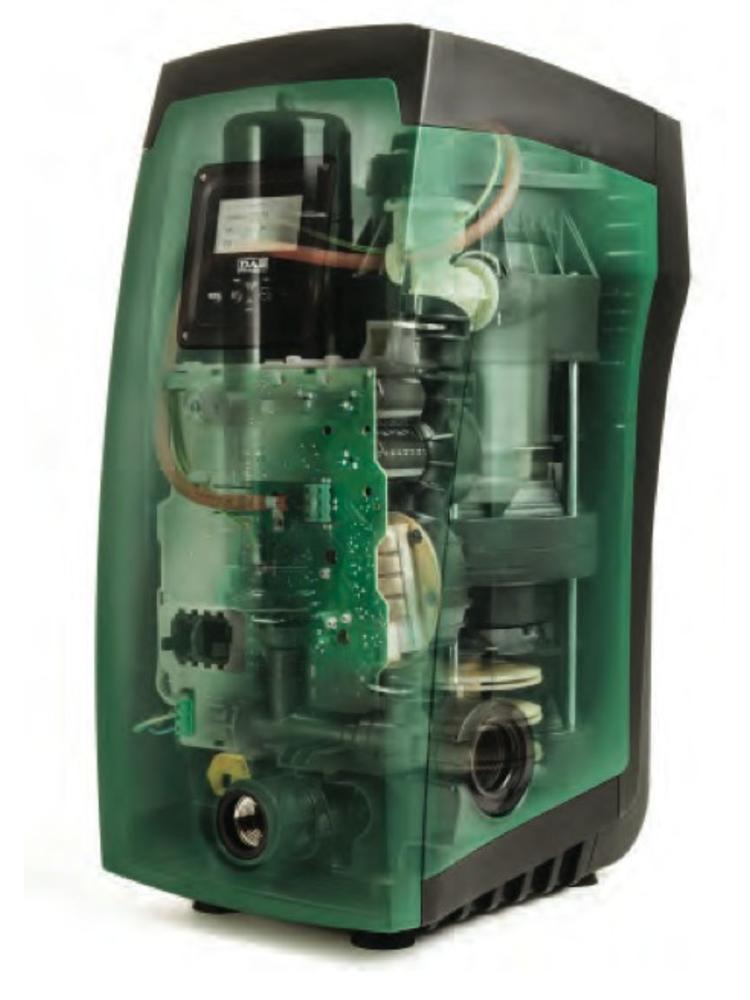 Montare hidrofor electronic
