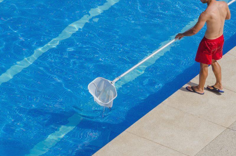 Întreținere piscină