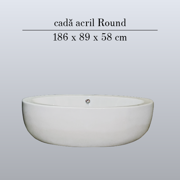 Cada acril Round