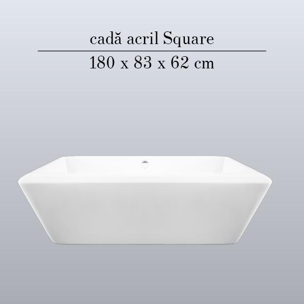 Cada acril Square