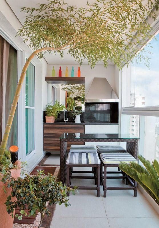 Amenajare bucatarie in balcon