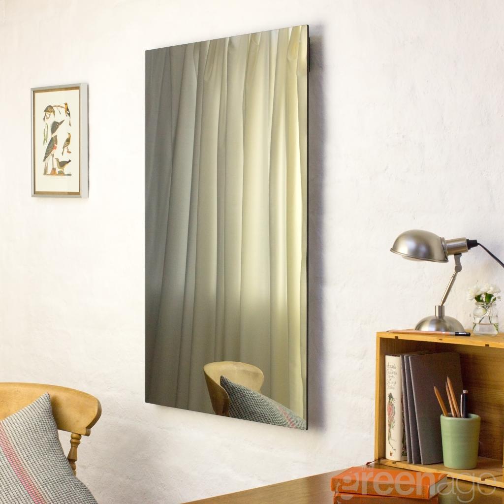 Panouri radiante cu design de tablou