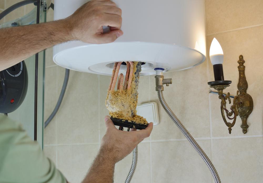 Curatare componente boiler