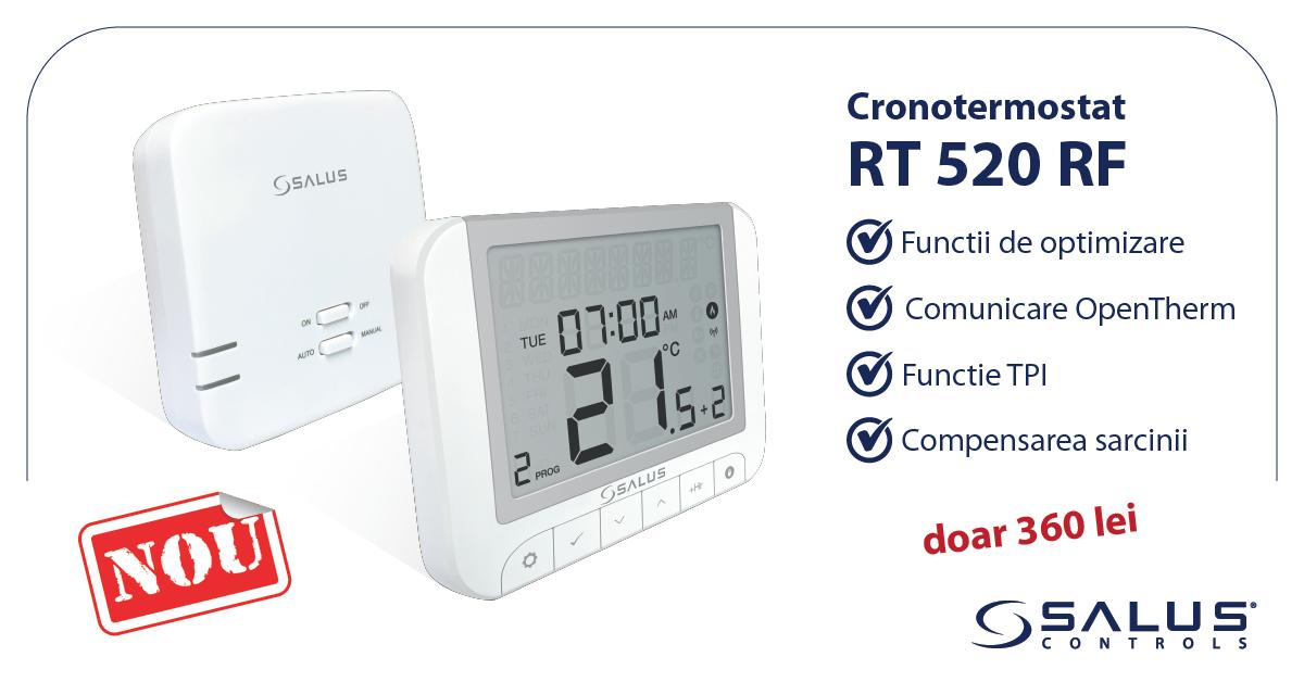 Cronotermostat RT520RF