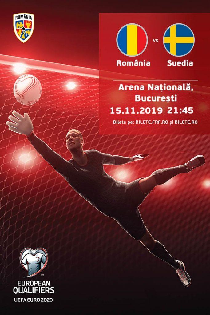 bilete-romania-suedia-poster