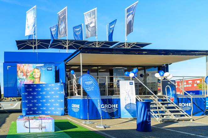 Grohe Truck Tour 2019