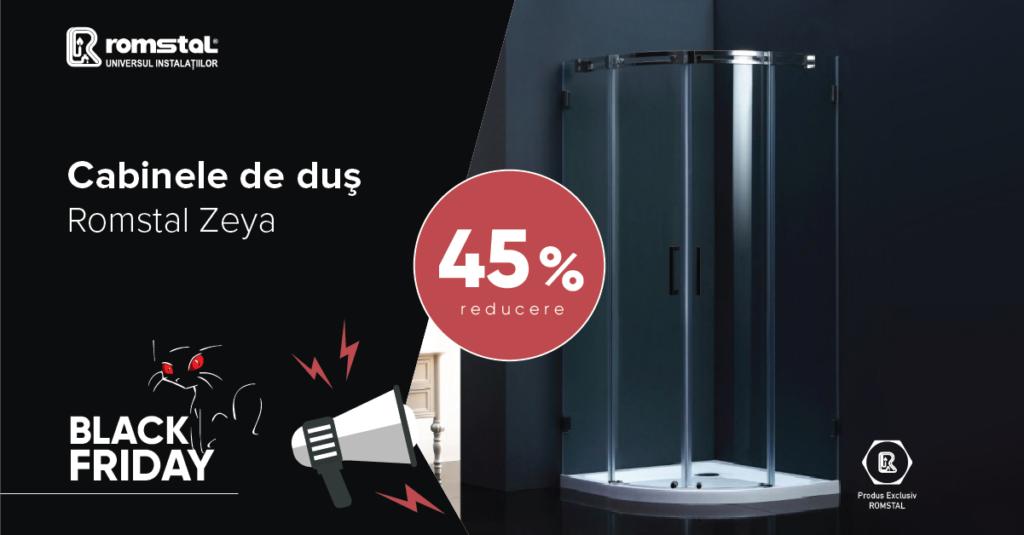 Cabine de duș - Preț redus
