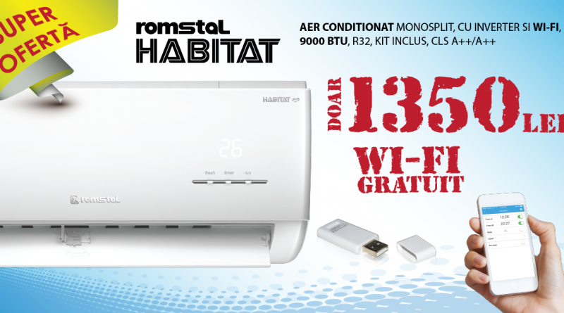Aparat aer conditionat Habitat