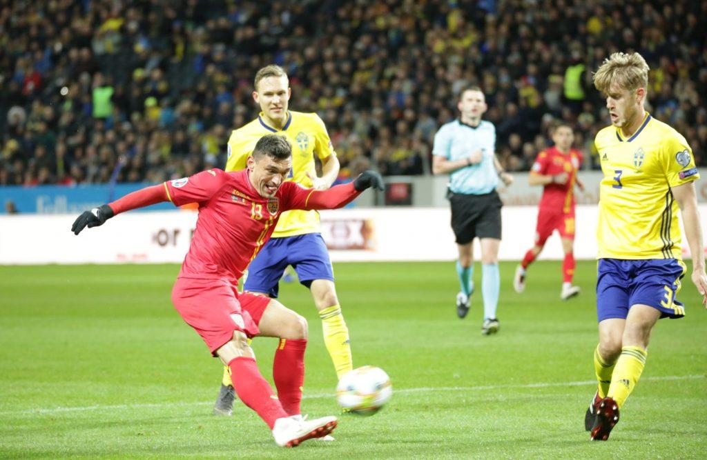 Romania - Suedia