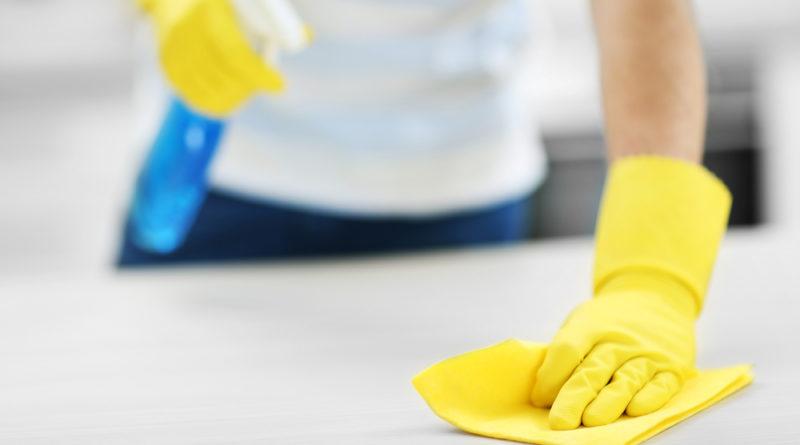 COVID-19 - Curatare si dezinfectare