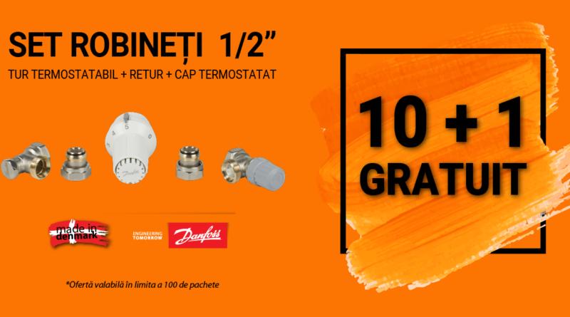 Danfoss 10+1