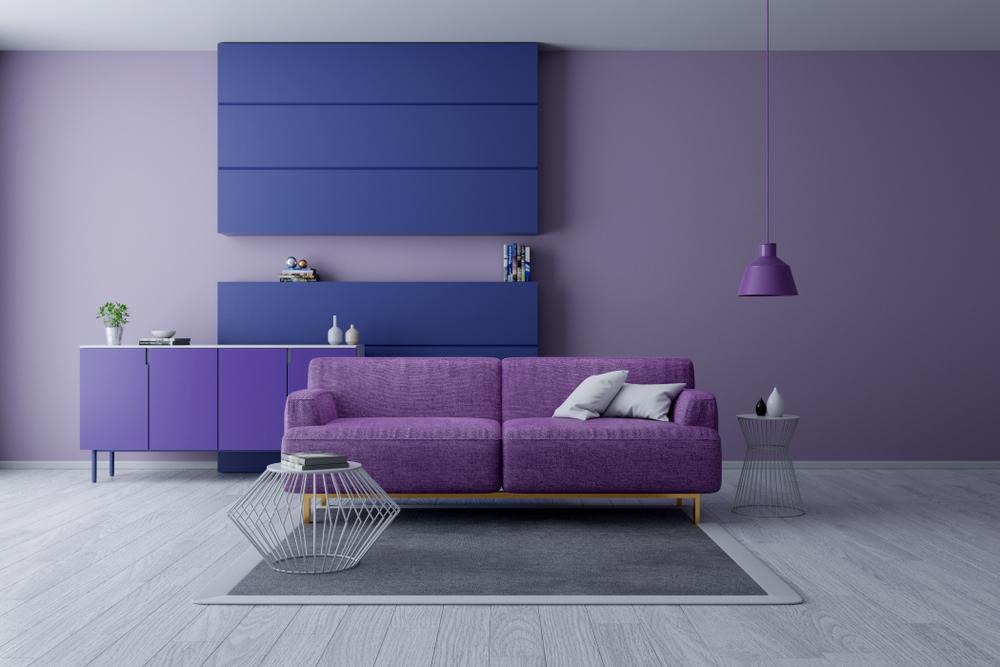 amenajarea livingului in stil modern si minimalist