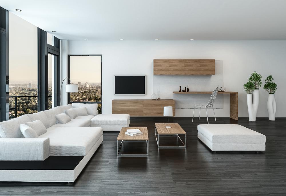 amenajarea unui living de apartament vs living de casa