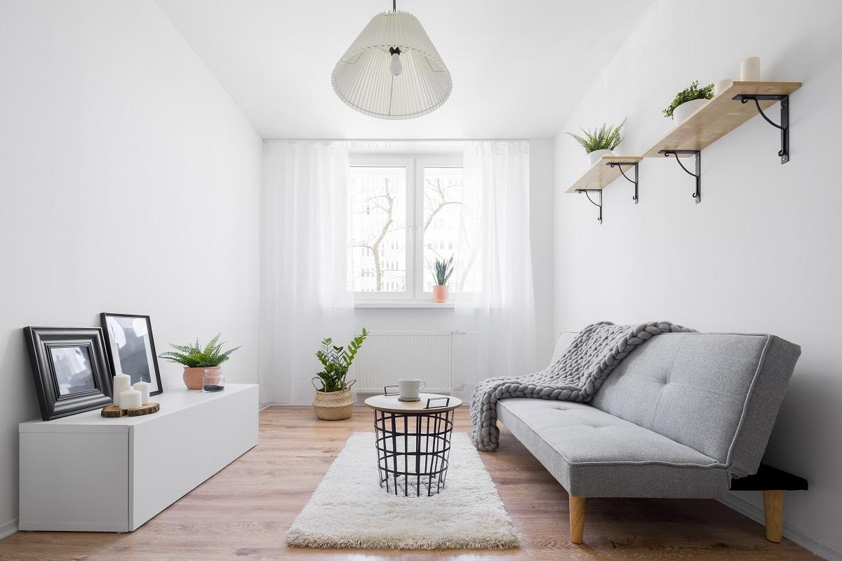 Alegerea mobilierului pentru living