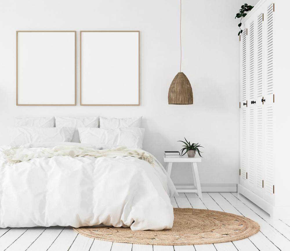 Dormitor in stil contemporan