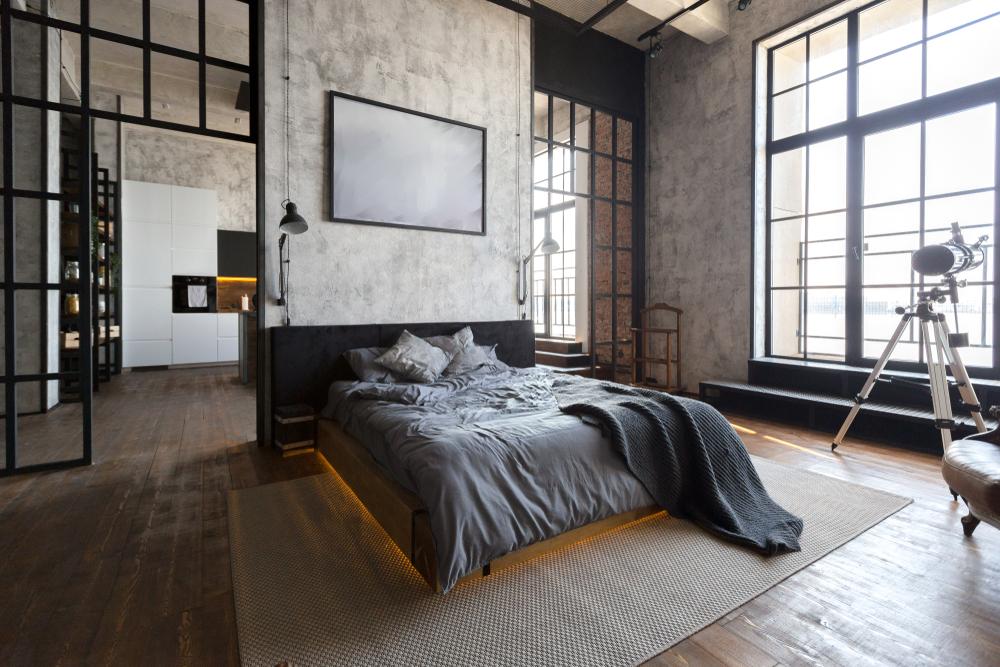 Stilul contemporan pentru dormitor