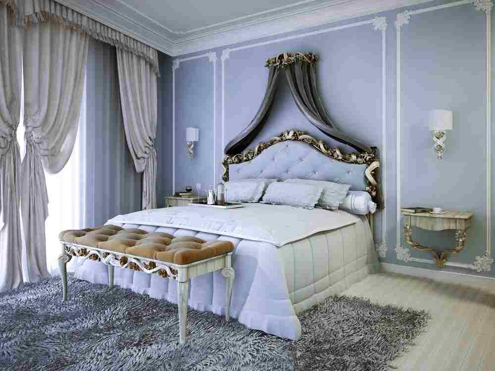 Stil clasic pentru dormitor