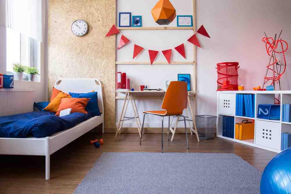 Stil complementar pentru dormitor