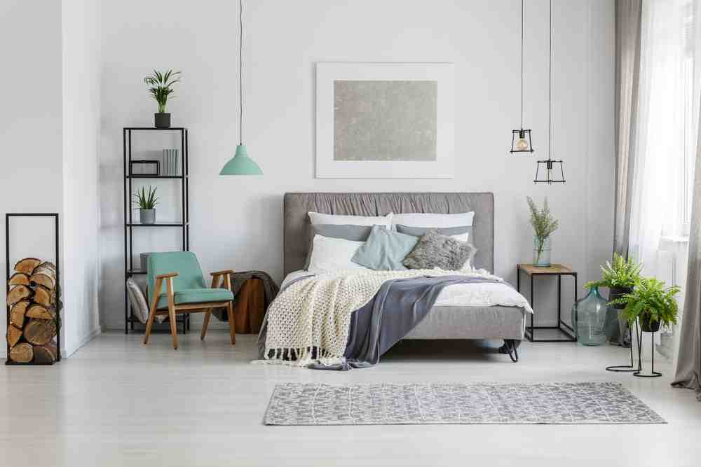 Amenajarea unui dormitor la casa