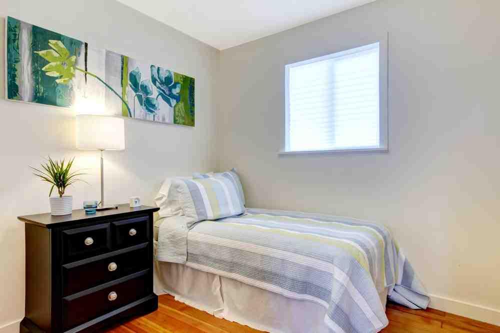 Amenajare dormitor de apartament