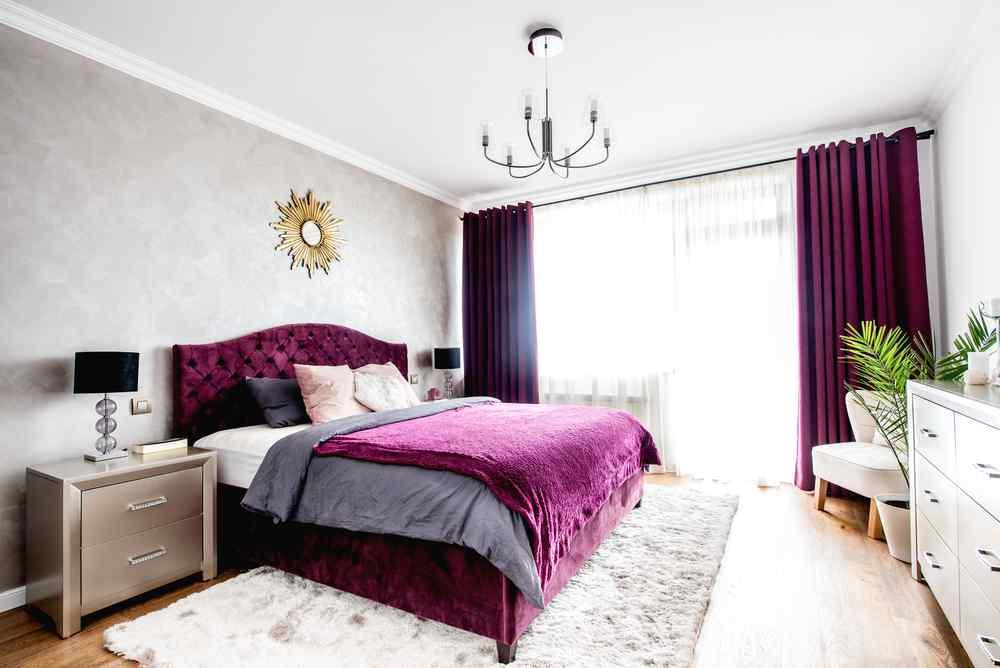 Amenajarea unui dormitor matrimonial