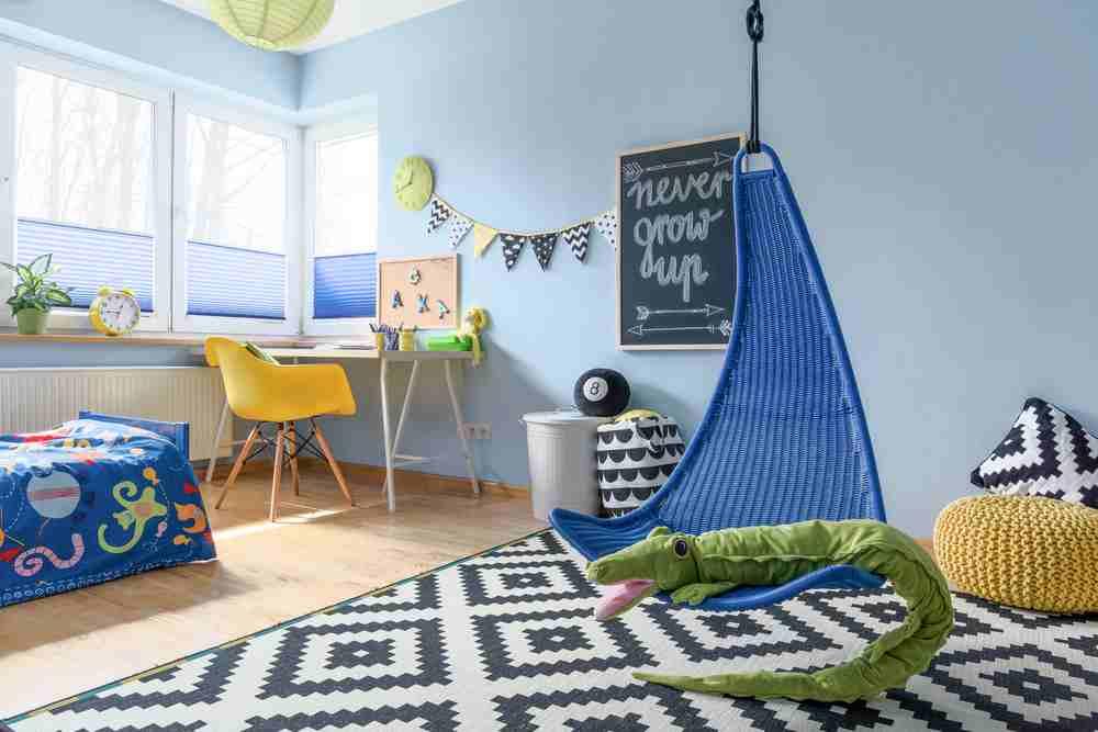 Idei pentru amenajarea dormitorului copilului