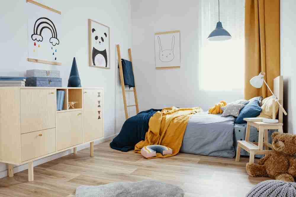 Cum amenajezi dormitorul coilului