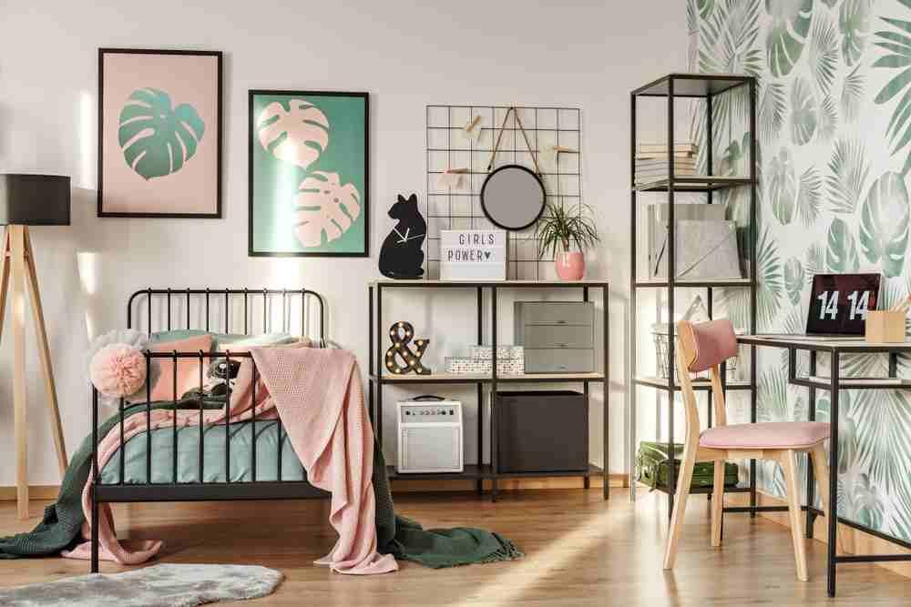 Amenajarea dormitorului pentru adolescenti