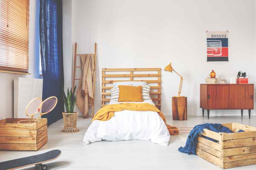 36.Cum amenajezi dormitorul copilului adolescent