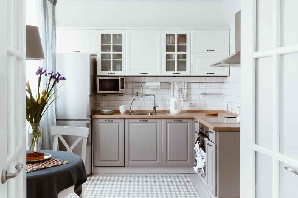 Paleta cromatică pentru bucătărie