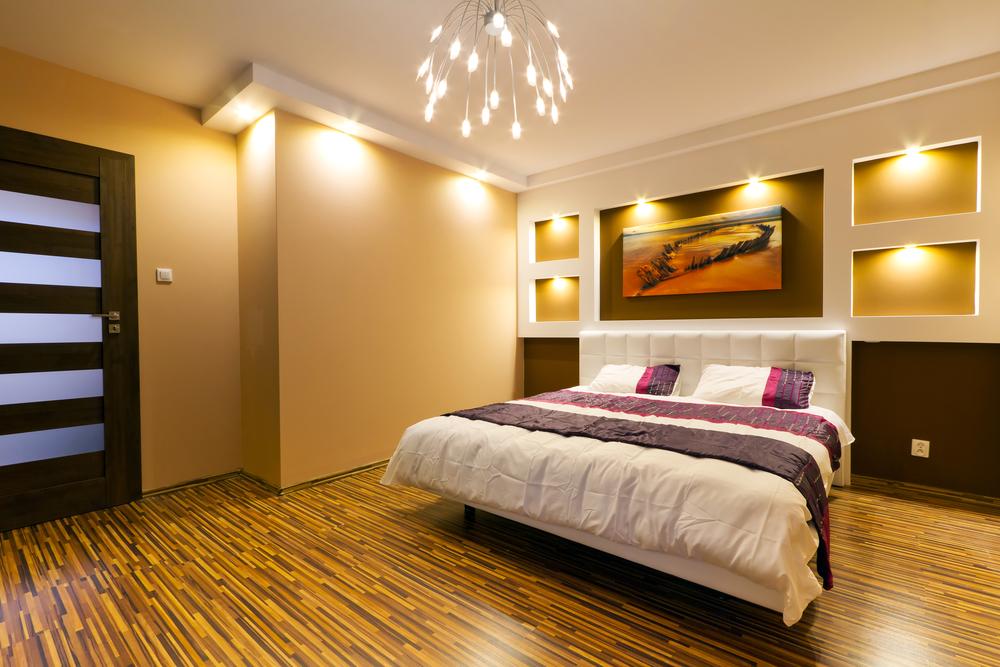 Lumina dormitor