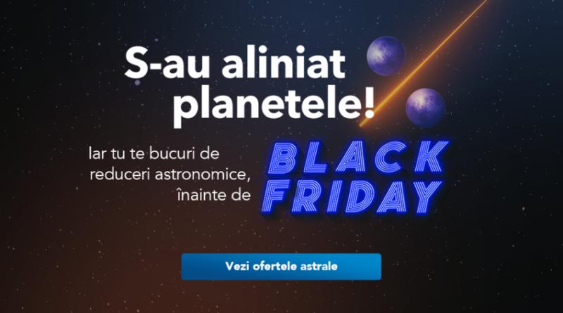 Campanie pre Black Friday