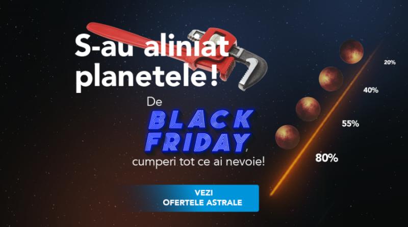 Black Friday 2020 Romstal