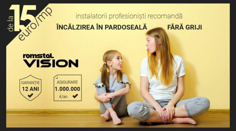 Incalzire Pardoseala 2021